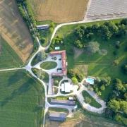 Photo Drone Lavalade Vu du Ciel