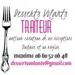 desserts volants