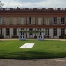 lieu-de-réception-mariage-tarn-et-garonne-houppa-arche-chateau-lavalade