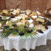 table-fromage-mariage-chateau-lavalade