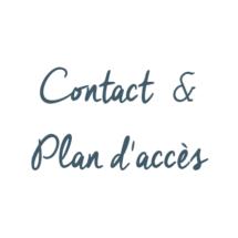Contact et plan d'accès Château Lavalade